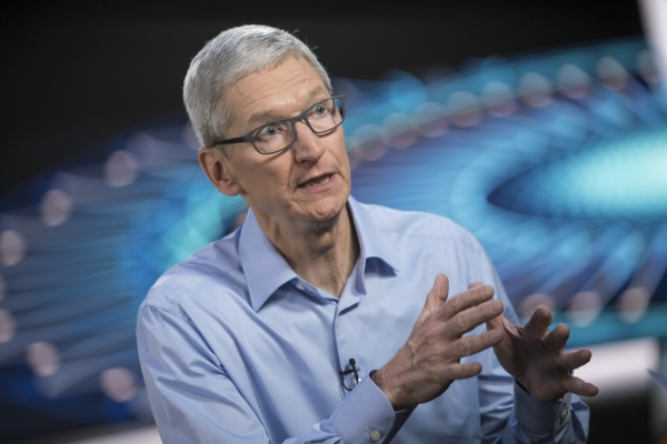 Tim Cook drops tips about autonomous tech and the Apple cars and truck thumbnail