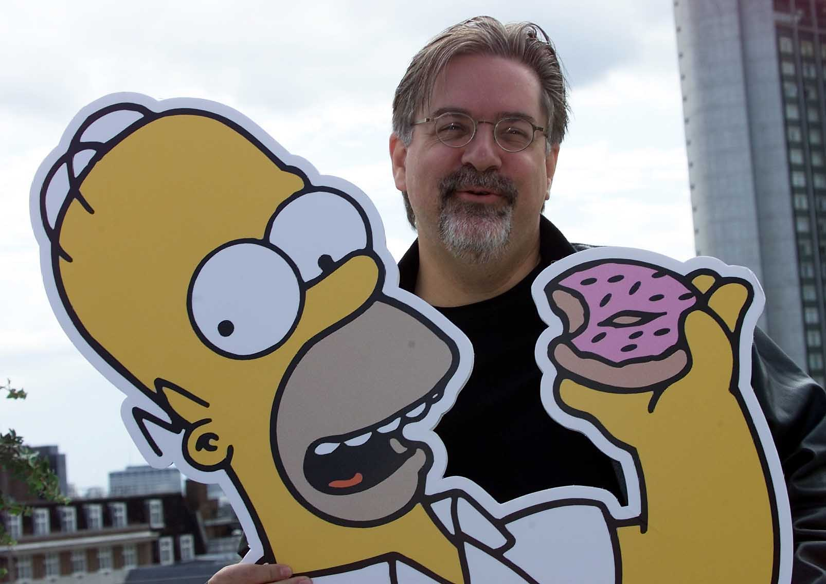 Matt Groening goes back to the drawing board for 'Disenchantment'