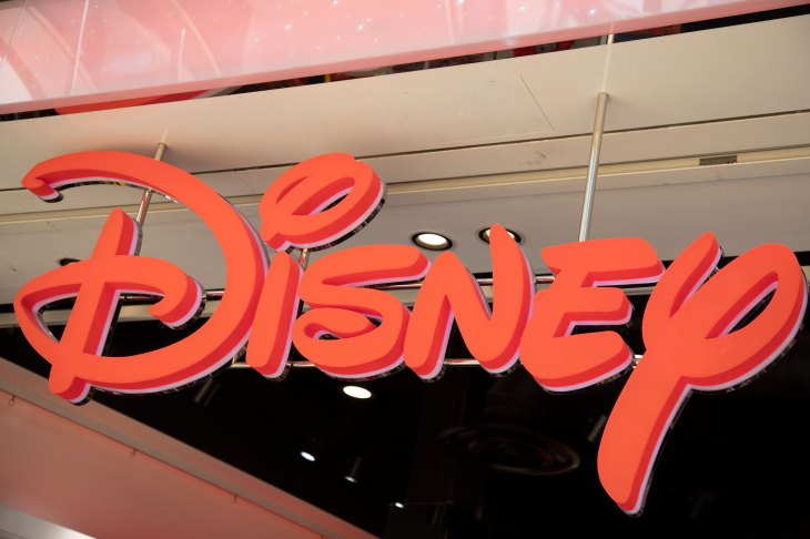 Image of Disney sign