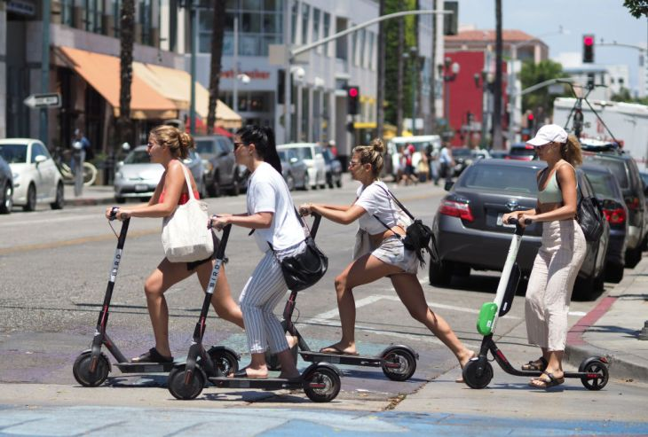 Image result for sfmta removes scooters