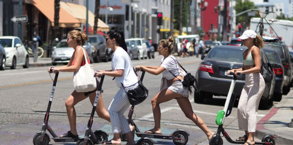Electric Scooters Are Going Worldwide