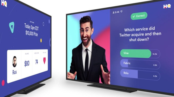 HQ Trivia nabs Target to sponsor game with biggest ever single winner prize of $100K