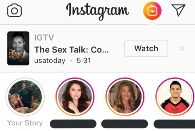 For IGTV, Instagram needs slow to mean steady IGTV Call Out