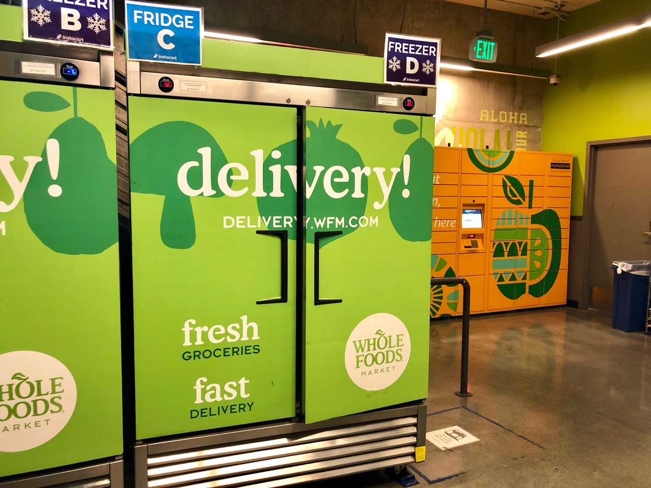 The Amazonization Of Whole Foods One Year In Techcrunch
