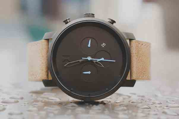 Movado Group Acquires Watch Startup MVMT