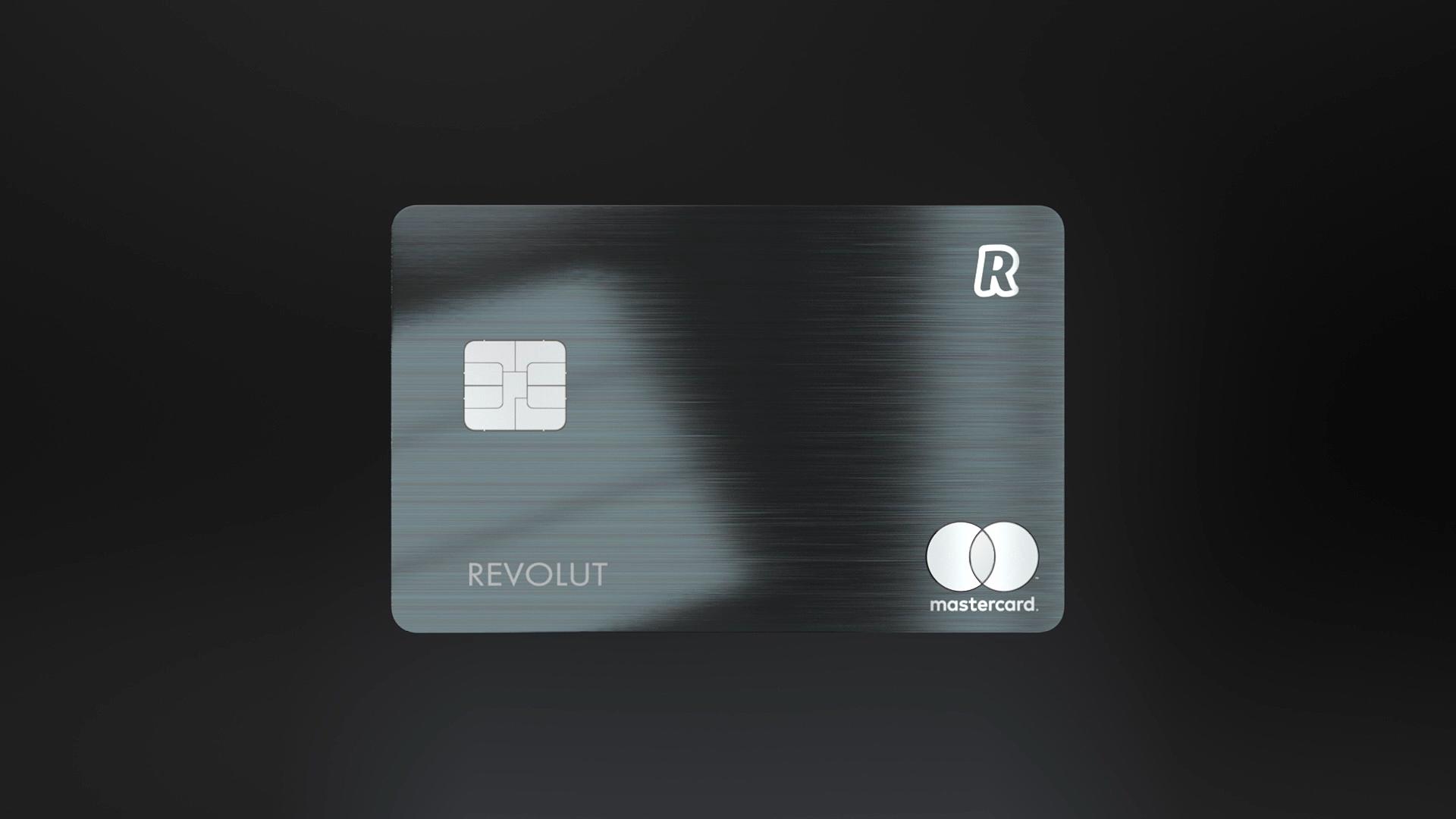 Revolut introduces a metal card | TechCrunch