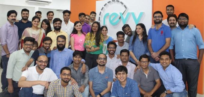 Hyundai leads $14.3M investment in Indian car rental startup Revv Revv Team Image 1