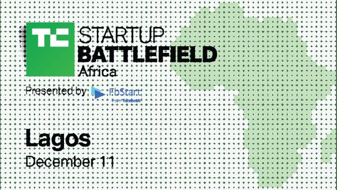 Tickets on sale now for TechCrunch Startup Battlefield Africa 2018