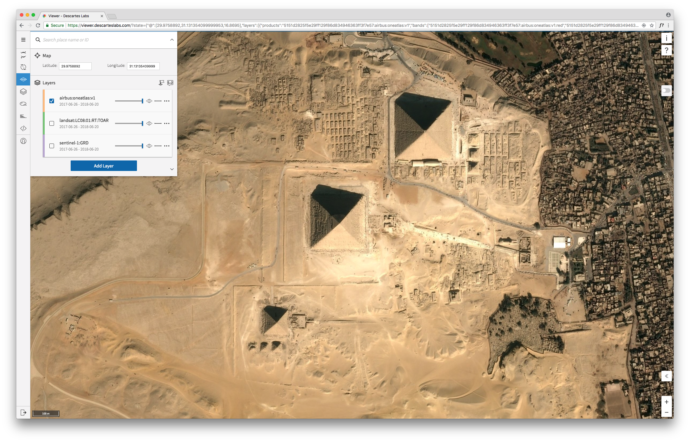 Descartes Labs launches its geospatial analysis platform