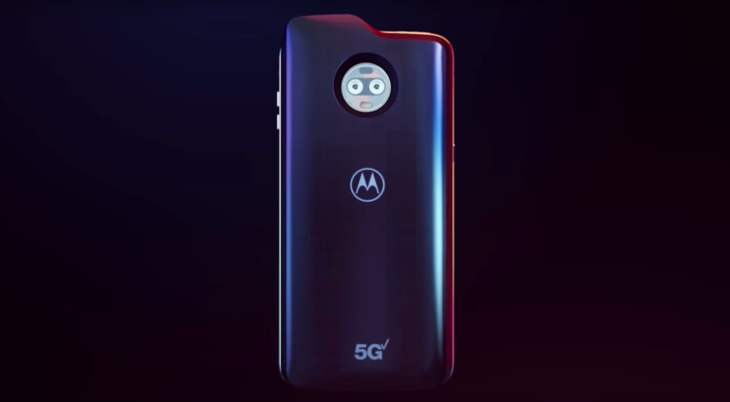 hot sale online 68ac5 9c50b The Moto Z3 will get 5G via mod | TechCrunch
