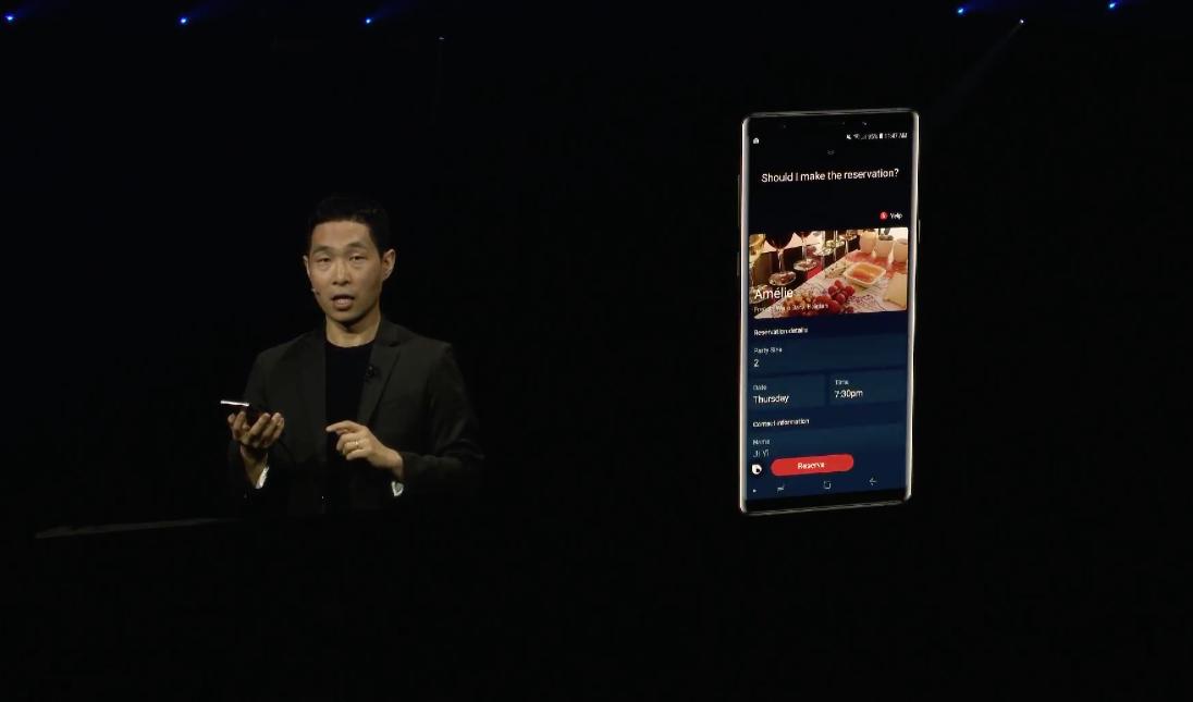 Screen Shot 2018 08 09 at 11.47.58 AM - 7 takeaways from Samsung Unpacked 2018 – TechCrunch