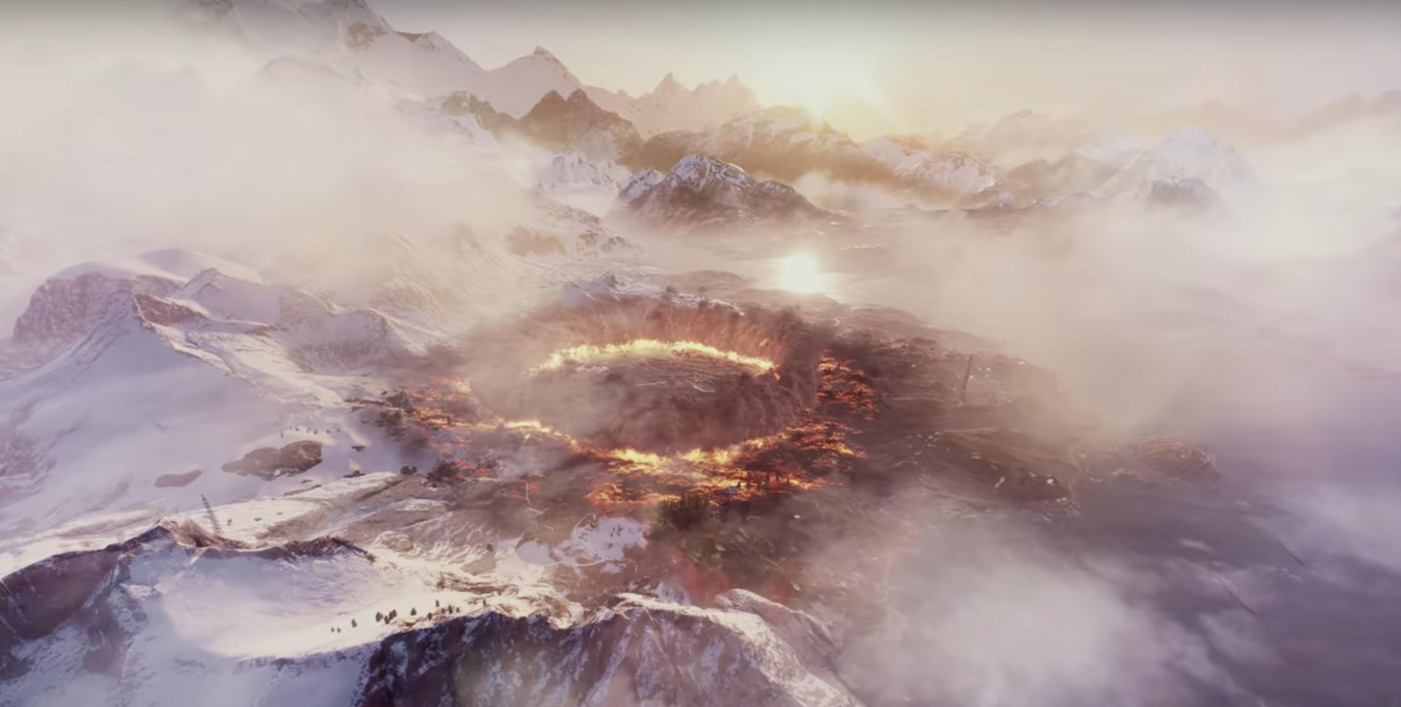 New Battlefield V trailer gives a glimpse of Battle Royale mode