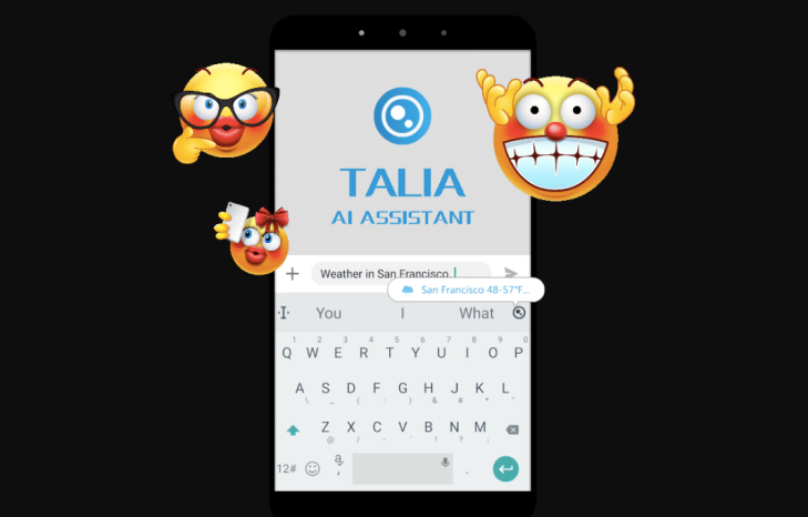 Cootek, the Chinese maker of TouchPal keyboard, files for