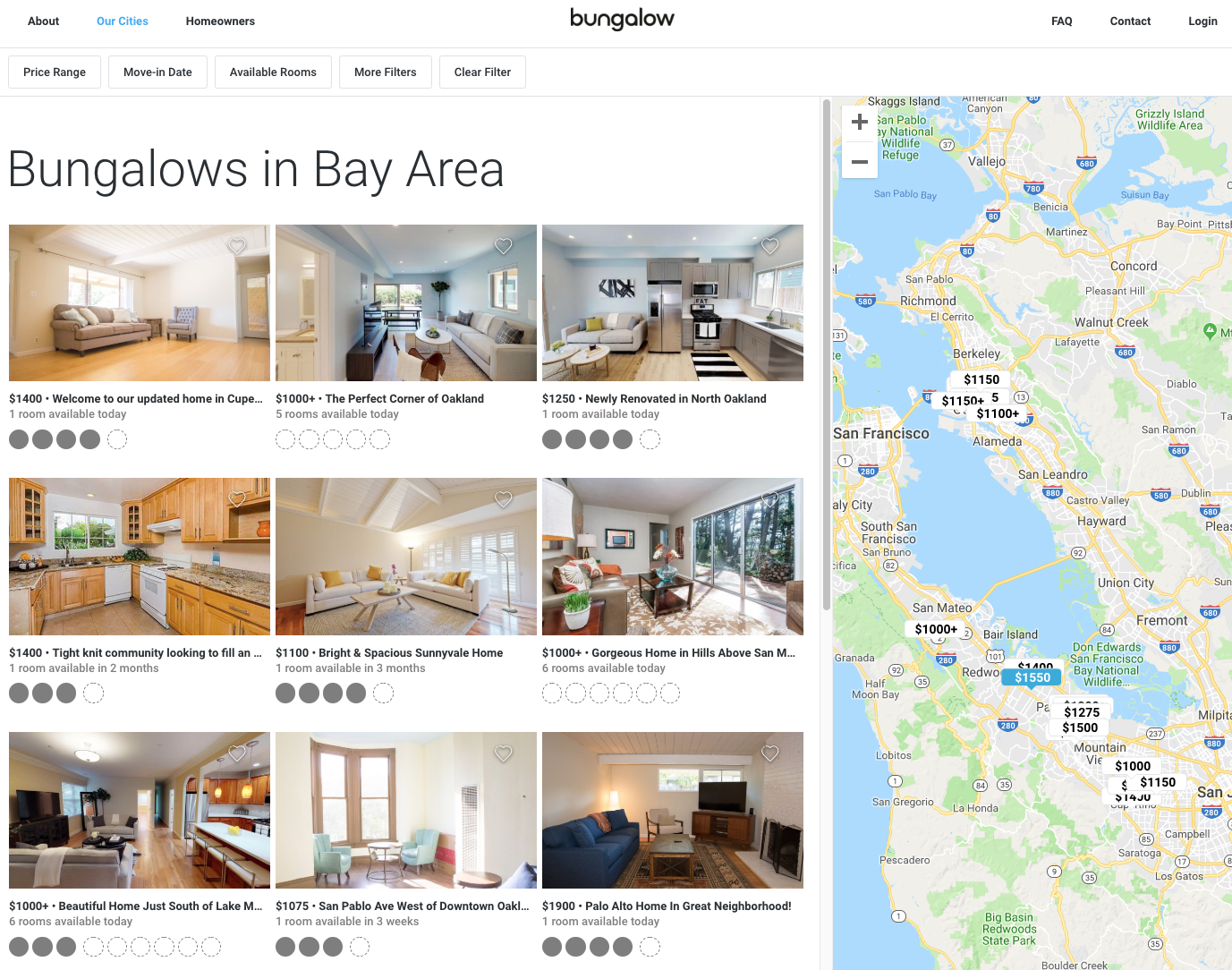 Housing startup Bungalow raises $14 million Series A round led by Khosla Ventures