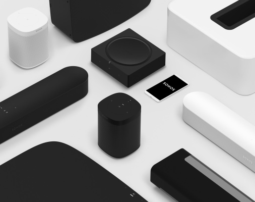 Sonos releases new speaker Amp, partners with Sonance for in-wall speakers Sonos Amp System 04