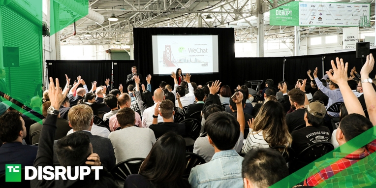 Don't miss the interactive workshops at Disrupt SF 2018