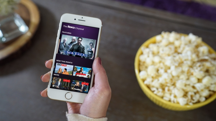 Roku's free, ad-supported streaming channel is now live on
