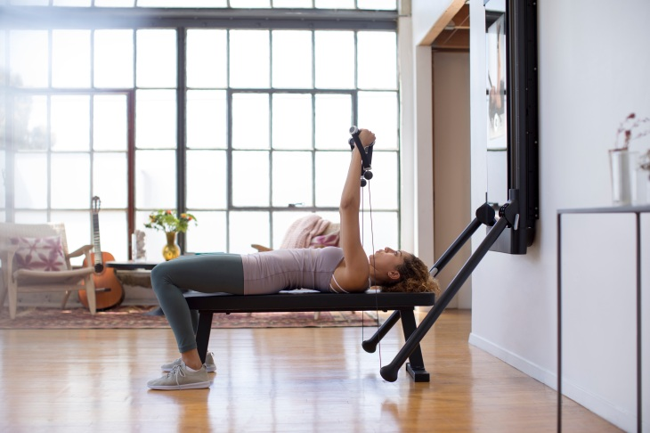 Tonal launches at home digital strength training system techcrunch