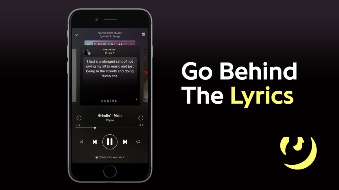 Spotify Is Falling Behind On Lyrics And Voice Techcrunch
