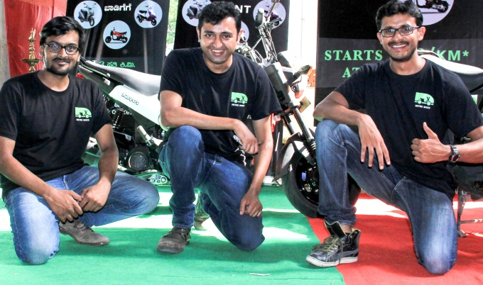 Sequoia India and Accel back on-demand scooter startup in $12.2M deal