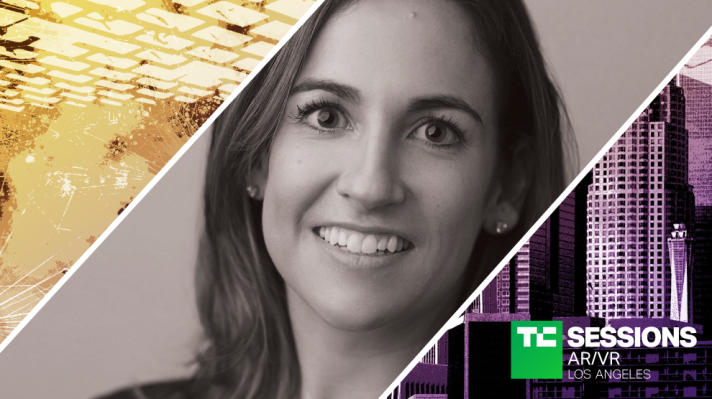 FirstMark Capital's Catherine Ulrich is joining us at TechCrunch Sessions: AR/VR