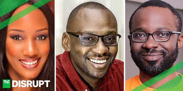 African Tech Leaders Fope Adelowo, Ken Njoroge, Tayo Oviosu to Speak at Disrupt SF