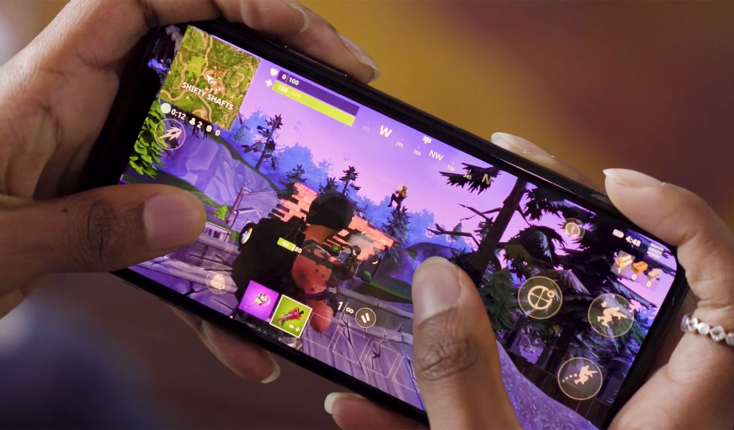 Here's where to sign up to get Fortnite for Android | TechCrunch