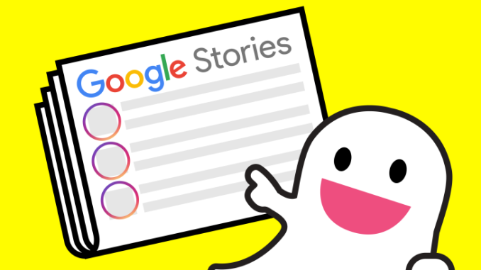 Should cash-strapped Snapchat sell out? To Netflix? google amp stories snapchat discover