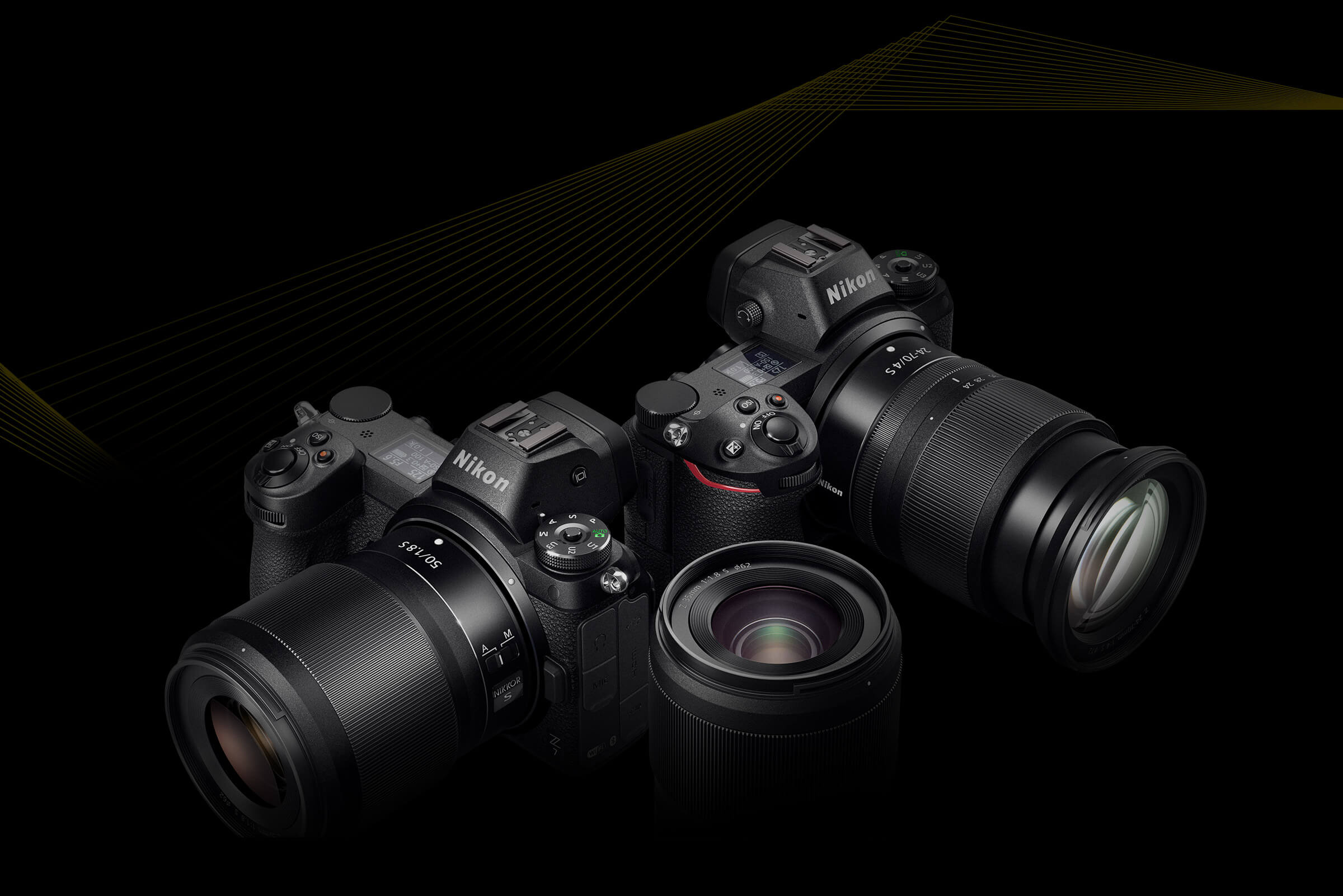 Nikon embraces a mirrorless future with Z series cameras and