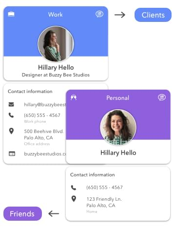 CardMunch founder returns with HiHello, a new app aiming to replace business cards hihello examples