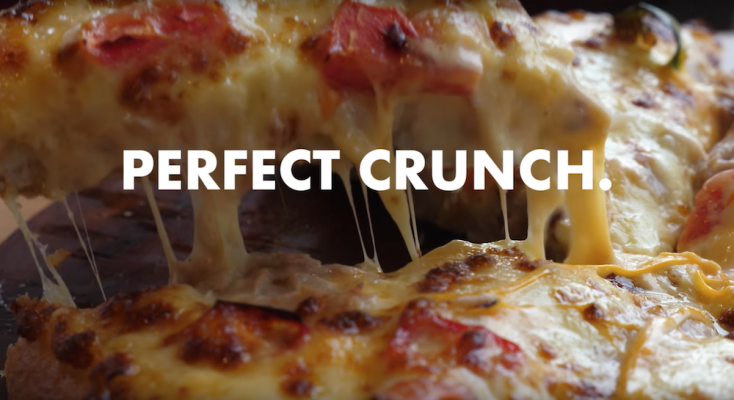 Google created a fake pizza brand to test out creative strategies for YouTube ads