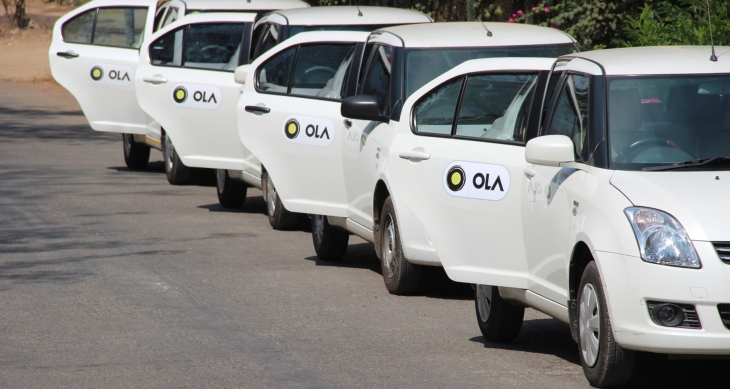 India's Uber rival Ola is headed to Europe with ride-hailing launch in the UK ola cars