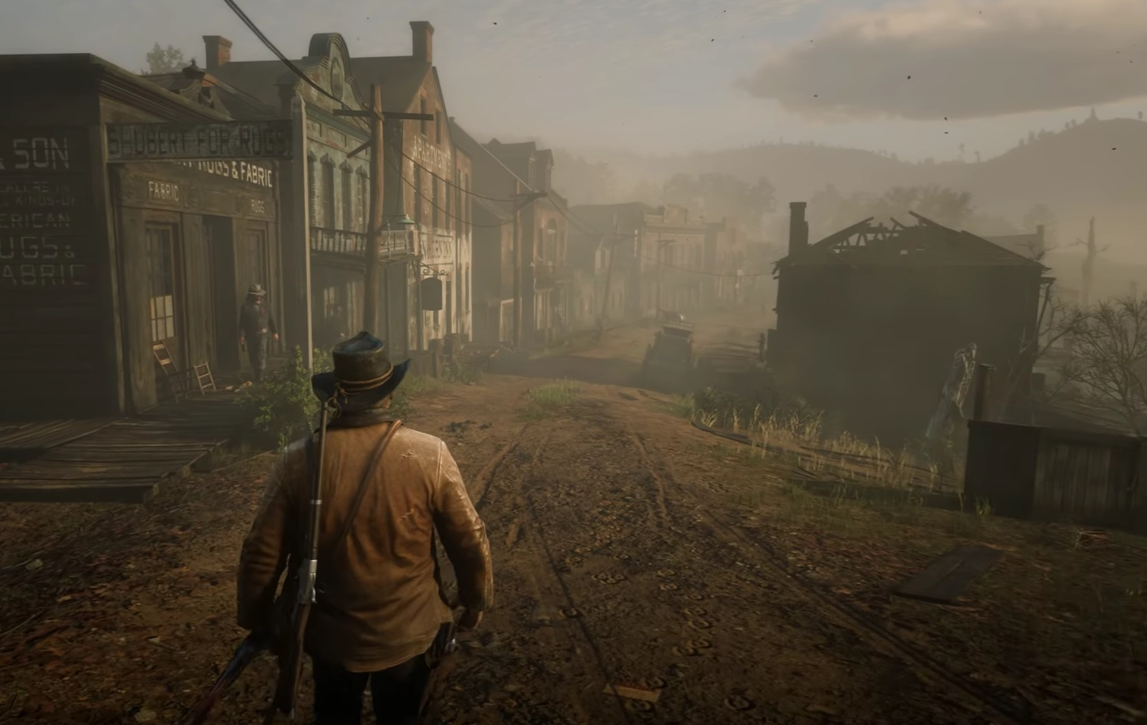 Red Dead Redemption 2 sees Rockstar raising the bar for realism in open world games
