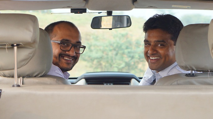 Hyundai leads $14.3M investment in Indian car rental startup Revv revv founders