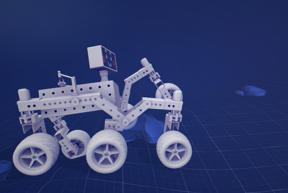 NASA's Open Source Rover lets you build your own planetary exploration platform rockerbogie2