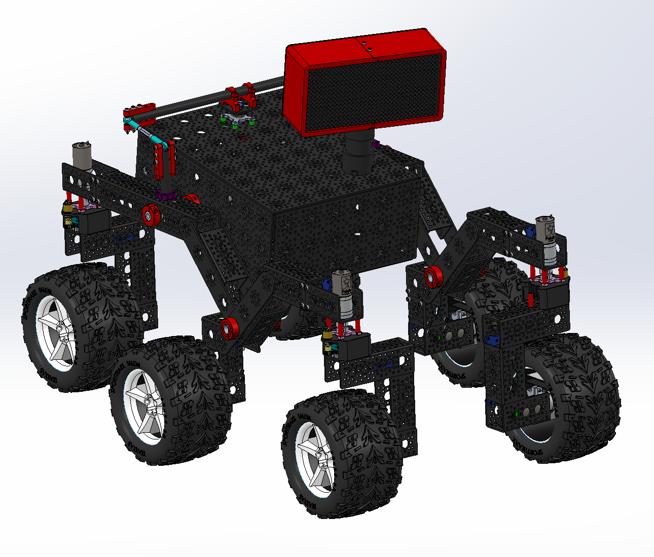NASA's Open Source Rover lets you build your own planetary ...