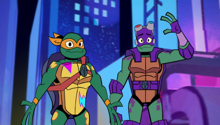 d6cce70e Inside Nickelodeon's Teenage Mutant Ninja Turtles VR Interview Experience |  TechCrunch