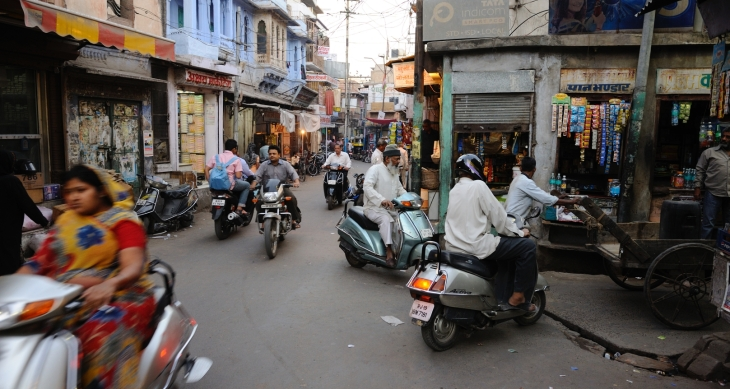 Sequoia India and Accel back on-demand scooter startup in