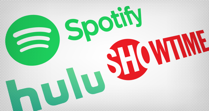 spotify expands its per month student bundle with hulu to include showtime techcrunch. Black Bedroom Furniture Sets. Home Design Ideas