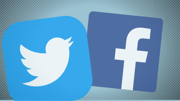 Twitter's deletion of its Facebook app caused old cross-posts to