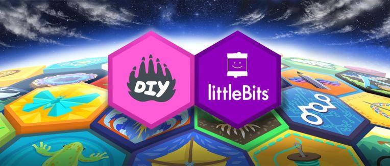 LittleBits acquires kids educational community DIY Co