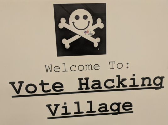 Voatz: a tale of a terrible, horrible, no-good, very bad idea vote hacking