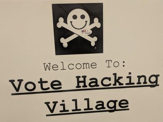 Vote hacking