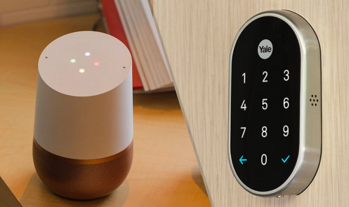 Nest's door lock will soon play nice with Google Home