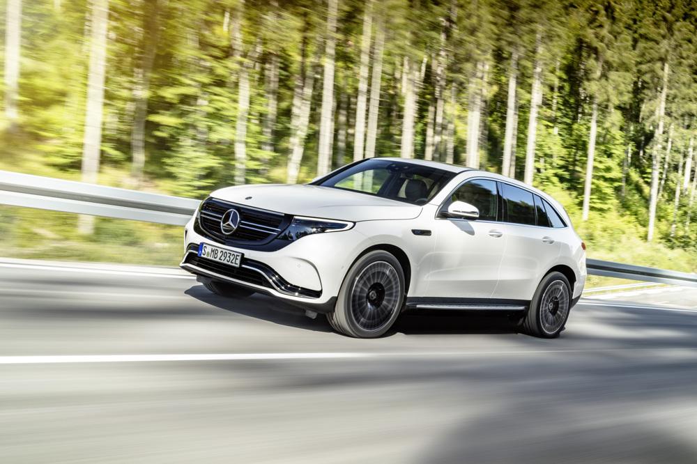 Exceptional Der Neue Mercedes Benz EQC U0026#8211; Der Erste Mercedes Benz Der