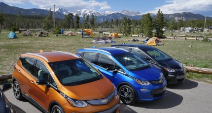 Gm Is Poised To Build More All Electric Vehicles As Improvements Continue At Its Recently Expanded Battery Lab And A New Lg Electronics Plant In Michigan
