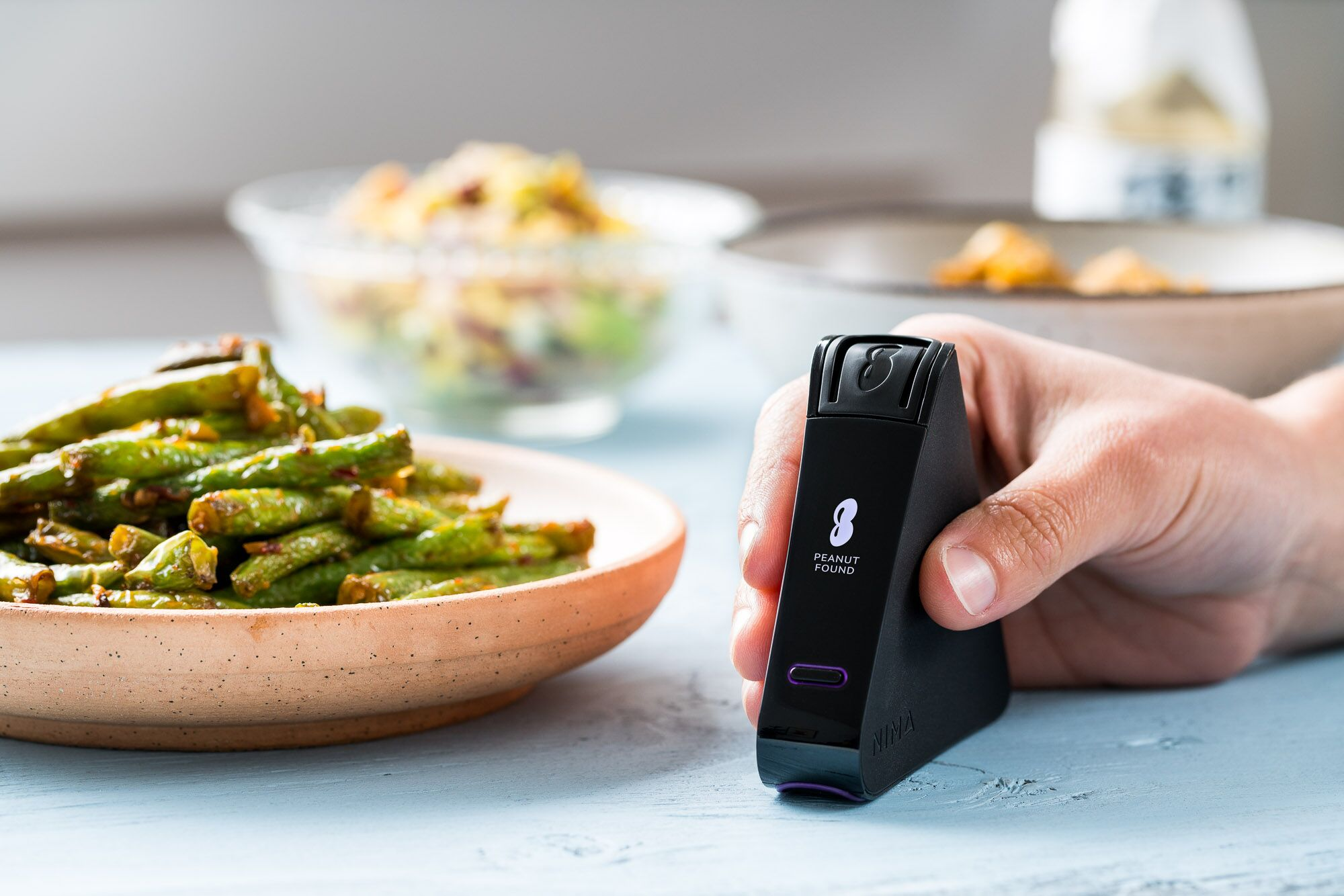 Nima launches food sensor to detect peanuts 3D8DKv6w