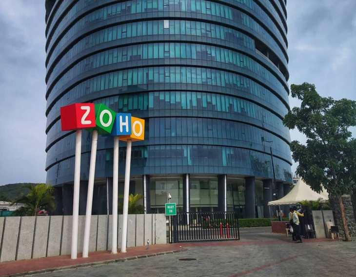 Zoho Pulled Offline After Phishing Complaints Ceo Says Techcrunch