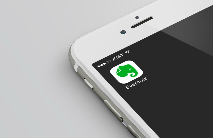 Evernote lost its CTO, CFO, CPO and HR head in the last