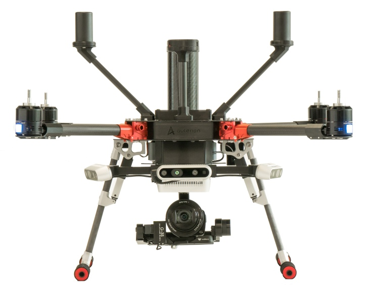 Open source drone software startup Auterion lands $10M seed funding